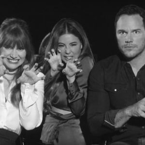 Chris Pratt & Bryce Dallas Howard Yvette King