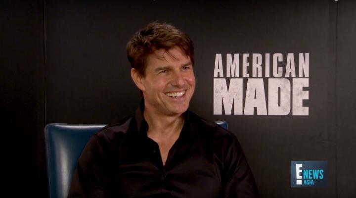 E! | Tom Cruise