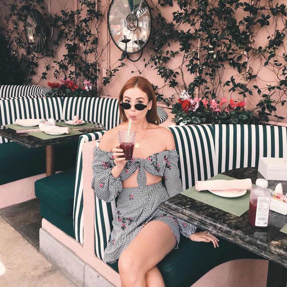 Beverly Hills Hotel Yvette King