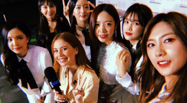 INTERVIEW | HALLYU POP FEST – APINK AND VICTON
